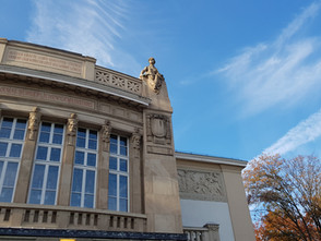 Interessante und lehrreiche Führung im Stadttheater Gießen