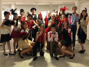 """""""Tanzauftritt"""" und """"Charleston-Workshop"""" bei Lehrerfortbildung in der Landessportschule Frankfurt"""