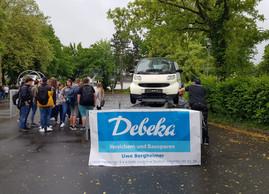 """Aktionstag """"Junge Fahrer"""" an der Gesamtschule Gedern"""