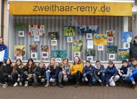 """Aktuelle """"Schaufensterausstellung"""" in Gedern, Frankfurter Straße 4"""