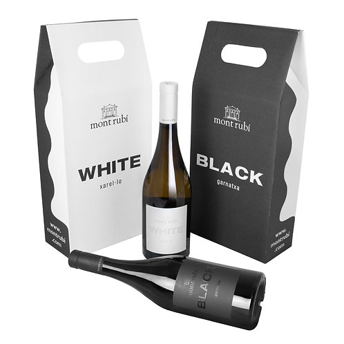 Pack Duo Black & White