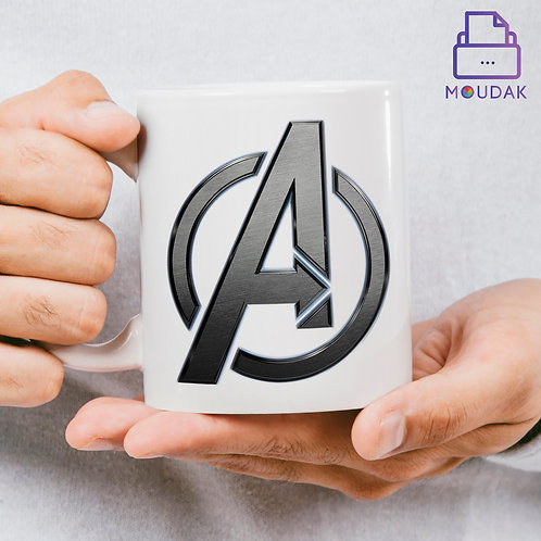 Avengers Mug D:2