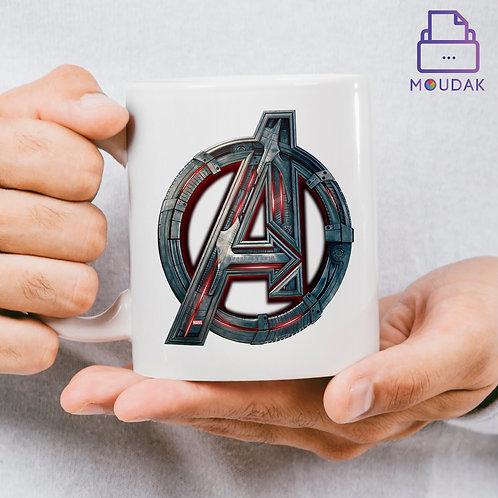 Avengers Mug D:1