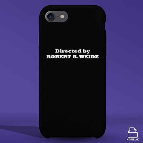 Directed by ROBERT B. WEIDE Phone Cover