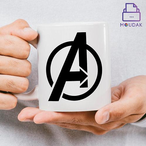 Avengers Mug D:3
