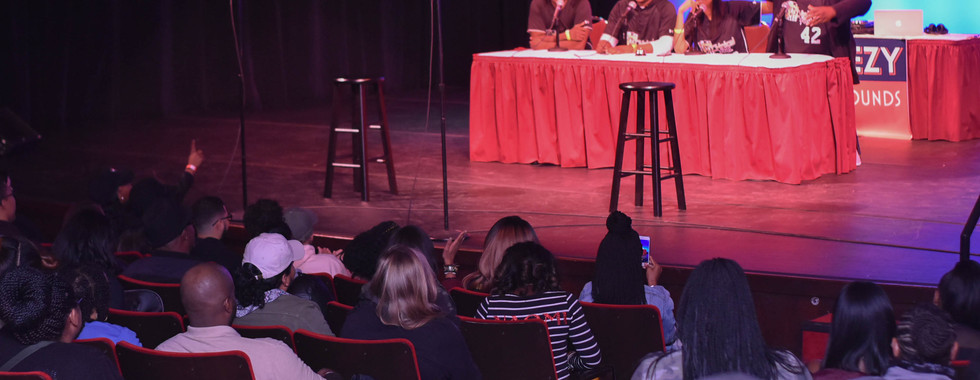 Live at the Milwaukee Podcast Festival