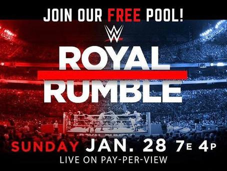 TECKnical Foul Royal Rumble Pool: The Rules