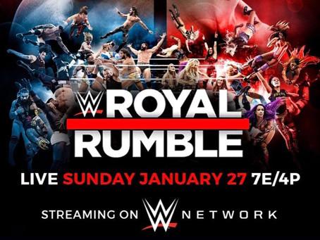 2019 TECKnical Foul Royal Rumble Pool: The List