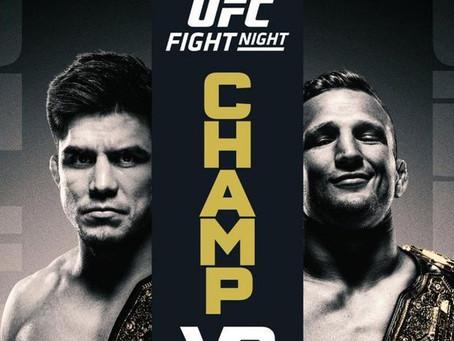UFC Fight Night 143: New Era, Same Chaos