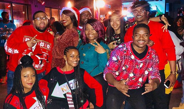 2017 Ugly Sweater Party was 🔥🔥