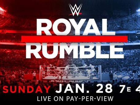 TECKnical Foul Royal Rumble Pool: The List