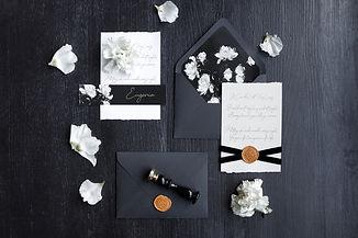 wedding-invitation-trendy-black-background-with-flower-petals-set-dark-wedding-printing.jp
