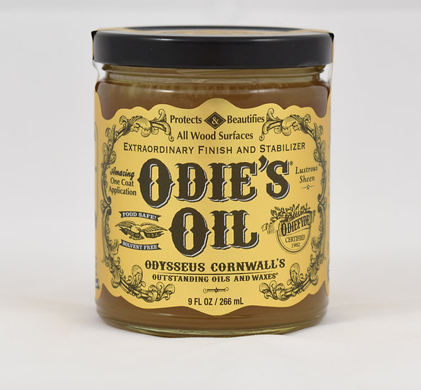 Odie's Oil – Wood -  9 oz. jar