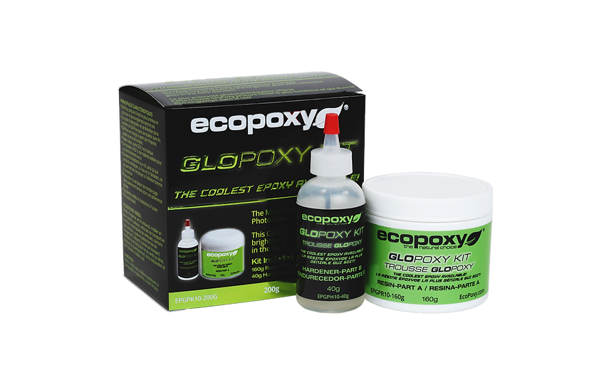 GloPoxy Kit (2 Colors)