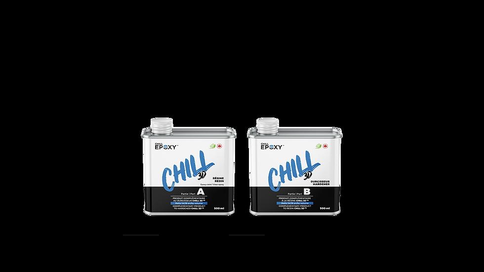 Chill Epoxy - Chill 3D Kits