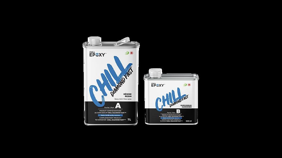 Chill Epoxy - Chill Diamond Fast Kits