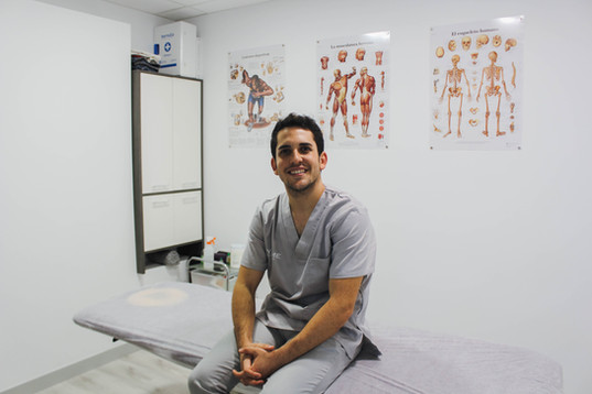 Osteopatía y Masaje Deportivo
