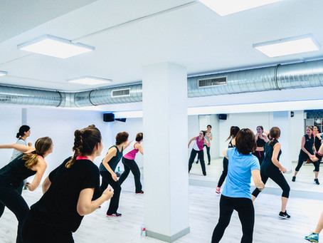 Los 10 Beneficios de Zumba Fitness