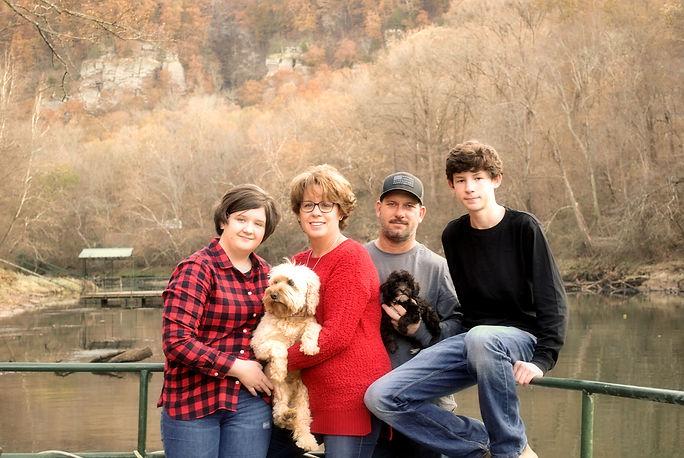 Our Family, Australian Labradoodle