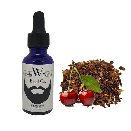 Cherry Tobacco Beard Oil and Balm