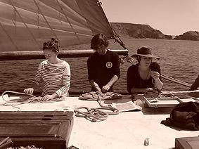 Matelotage - Noeuds marins
