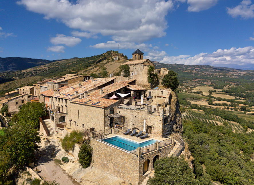 Our mountain medieval boutique villa