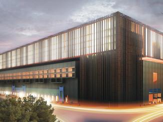 Renovation proposal for Luigi Ferraris stadium, Genoa