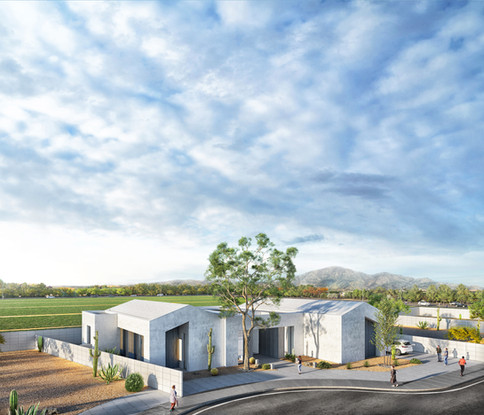 New Concept Villa