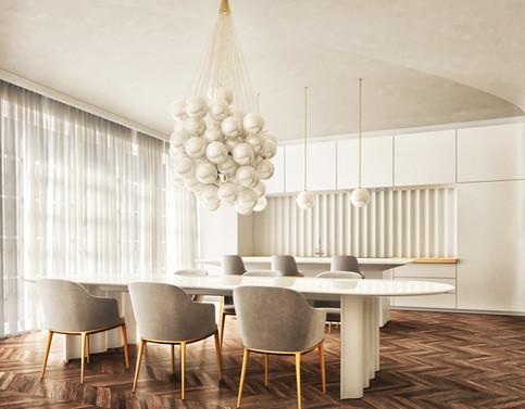 Milan apartment renovation