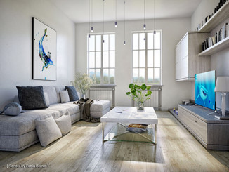 Renovation of an apartment in Alessandria