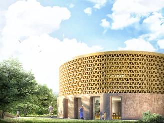 Church of sun, Rwanda