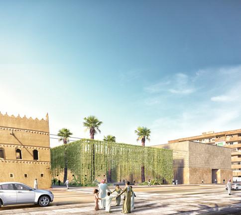 Riyad, new cultural district