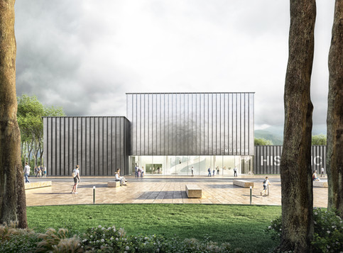 New Museum proposal