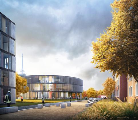 Masterplan Institut der Feuerwehr Nordrhein-Westfalen (IdF NRW)
