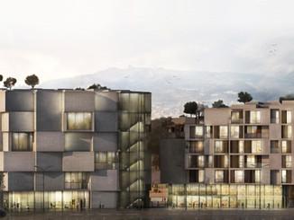 New university campus, Barcellona