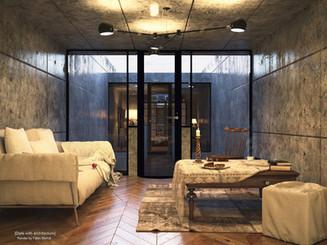 Azuma house re-think
