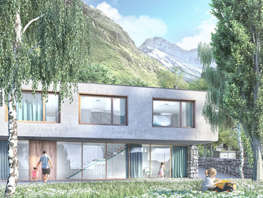 Villa in Bellinzona, Switzerland
