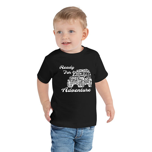 Adventure Toddler Short Sleeve Tee