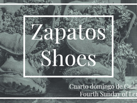 Devotional for March 22: Shoes