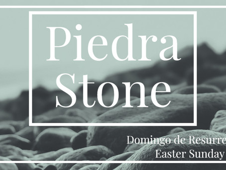 Devocional para el 12 de abril: Piedra