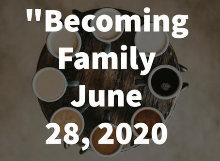 Proper 8: June 28, 2020