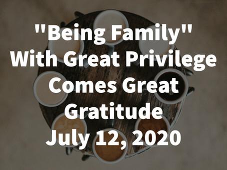 Proper 10: July 12, 2020