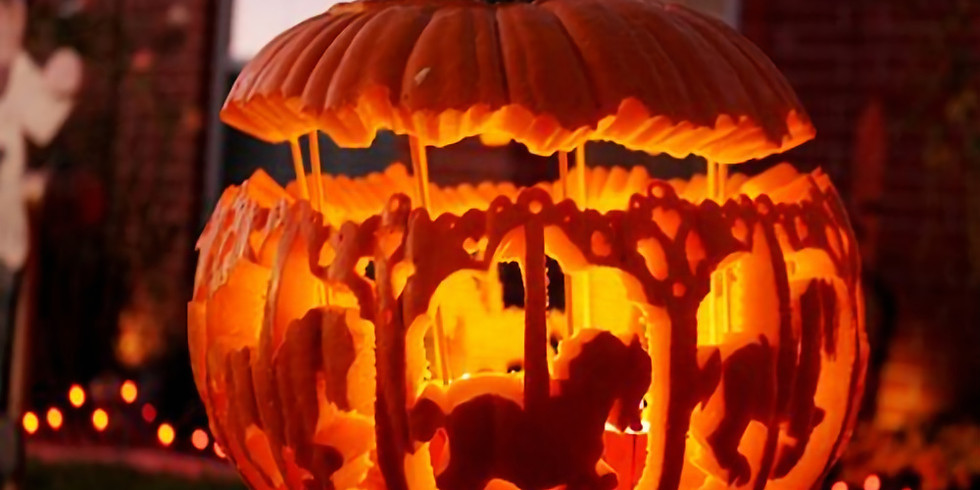 1st Annual Pumpkin Carving Contest