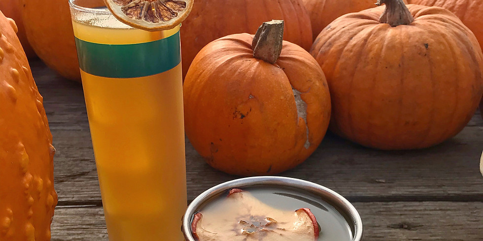 Order Farm to Glass Pumpkin Apple Cider for Thanksgiving