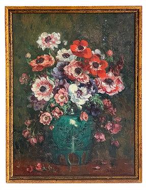 """BELLANGER-ADHEMAR Paul """"Bouquet de fleurs"""""""