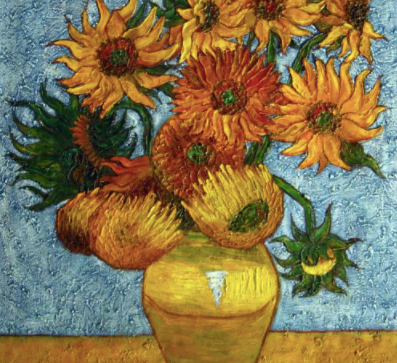 More Sunflowers & A Brand New Class