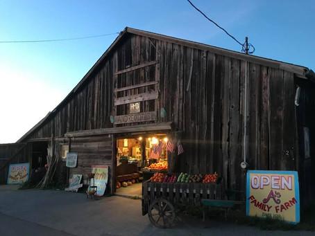 Farm Fresh Meal Kits To Rebuild The Barn