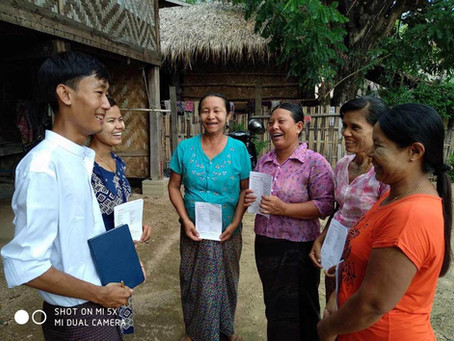 MFIs in Myanmar look to grow rapidly over the next year