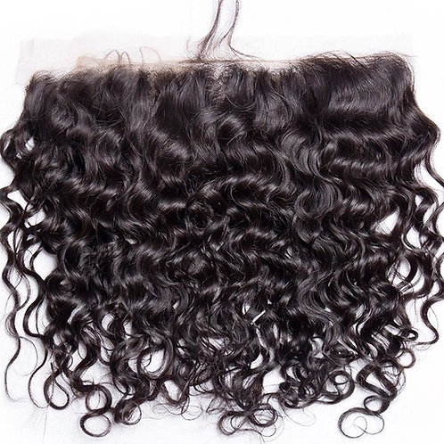 Brazilian Water Wave Lace Frontal