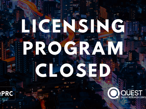 Peregrin Licensing LLC v Discover Financial Services - Licensing Program Closed.